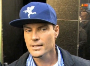 Vanilla Ice Arrested In Florida On Burglary & Grand Theft Auto Charges