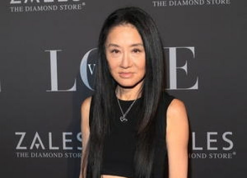 Vera Wang Awarded With France's Legion Of Honour