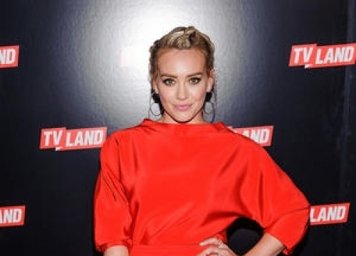 Hilary Duff Felt 'Pigeonholed' By Hollywood After Having Son