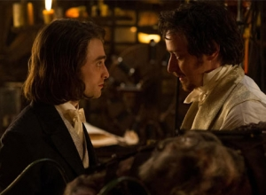 Victor Frankenstein Was A Bonding Experience For Mcavoy And Radcliffe