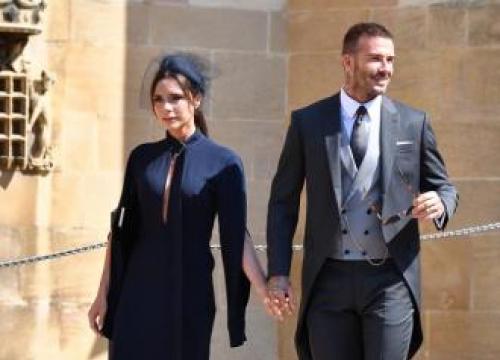 Victoria Beckham Thanks David Beckham For 'Support'