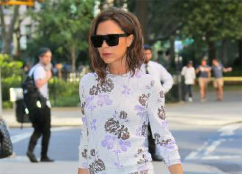 Victoria Beckham Posts Gushing Tribute To Husband David Beckham