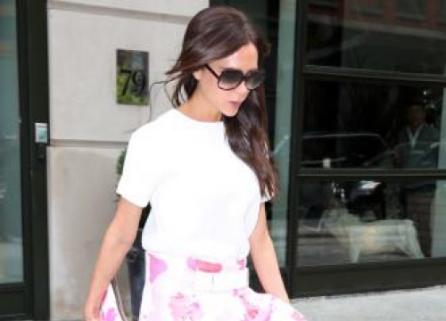 Victoria Beckham Introduces 'New Baby'