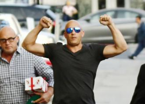 Vin Diesel Loves To Bring The 'Oh S**T' Factor To His Films