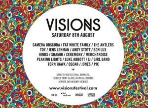 Visions 2015 Is Looking Yet More Colourful With New Additions