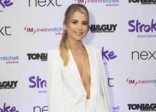 Vogue Williams Relies On Secret Spa For Beauty Treatments