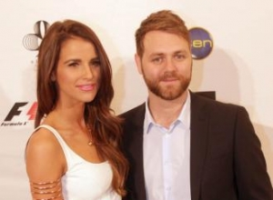 Vogue Williams chooses baby name