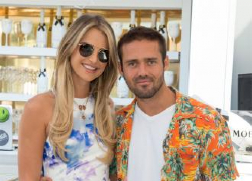 Spencer Matthews Made Bridge Ring For Vogue Williams