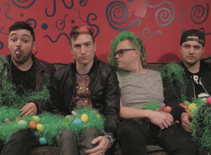 Walk The Moon - Different Colors Video