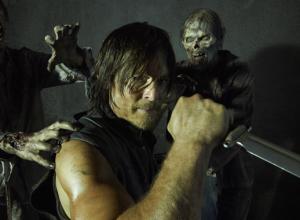 Norman Reedus Teases Daryl