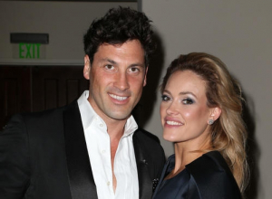 New Parents Peta Murgatroyd And Maksim Chmerkovskiy Will Compete Against Each Other On 'Dancing With The Stars'