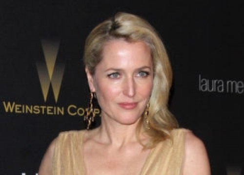 Gillian Anderson Brushes Off Plastic Surgery Rumours