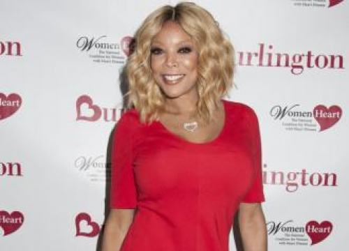 Wendy Williams' Husband Was With Her Every Step Of The Way