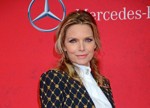 Michelle Pfeiffer Works In Constant Fear Of Being 'Found Out'