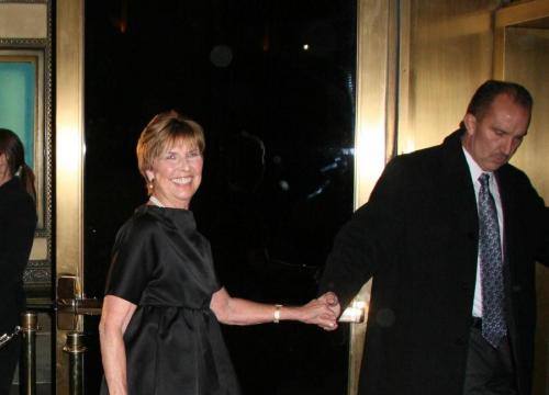 Tom Cruise's Mum Dead At 80