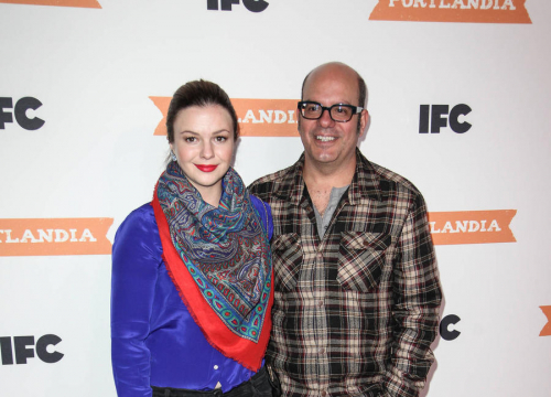 Amber Tamblyn And David Cross Welcome Daughter