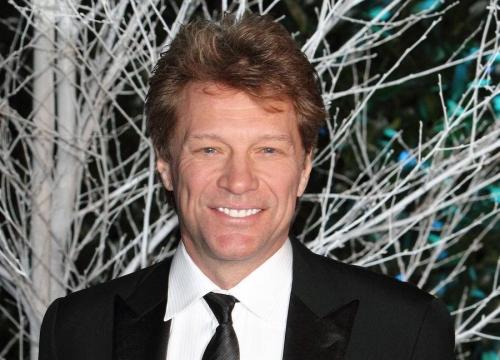 Jon Bon Jovi To Be Feted For Philanthropy