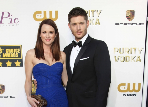 Jensen Ackles Welcomes Twins