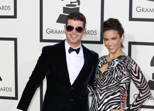 Robin Thicke And Paula Patton's Restraining Order Trial To Be Private
