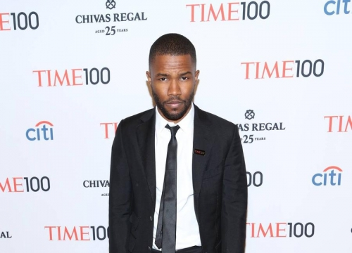 Frank Ocean Makes Waves Atop U.k. Albums Chart