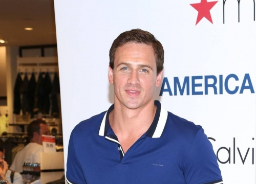 Ryan Lochte Charged Over Olympics Drama