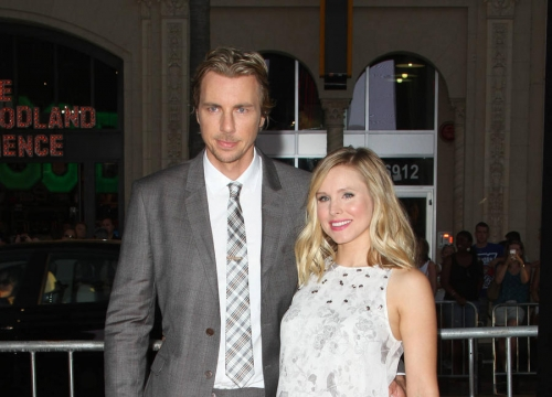 Kristen Bell Proud Of Dax Shepard For Conquering Addiction Issues