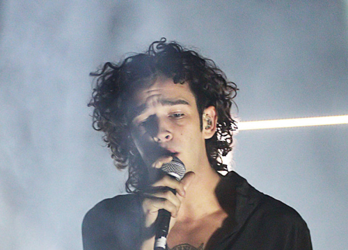Matt Healy's Music Brought His Father Out Of A Coma