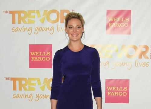 Katherine Heigl Complains 'Pregnancy Brain' Is Making Her Forgetful