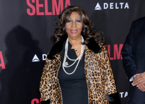 Memphis Mayor Helping To Save Aretha Franklin's Childhood Home