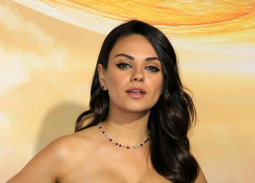 Mila Kunis Was Unaware Bad Moms Was Written By Two Guys