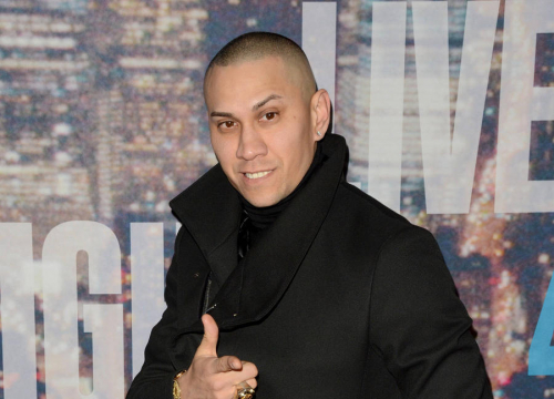Black Eyed Peas Star Taboo Relives Cancer Battle In New Song