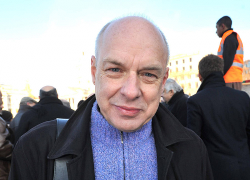 Brian Eno Bored By Legendary Rock Past
