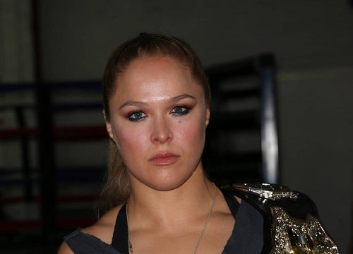 Ronda Rousey Will Not Be Part Of New York Ufc Showdown