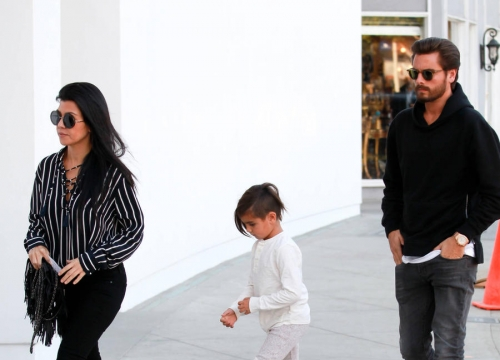 Kourtney Kardashian And Scott Disick Are Back Together - Report