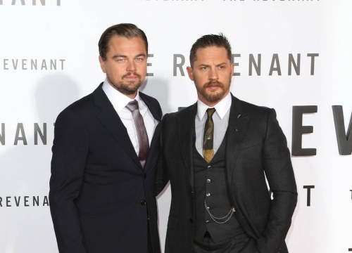 Tom Hardy To Get Leonardo Dicaprio's Name Tattooed On His Body