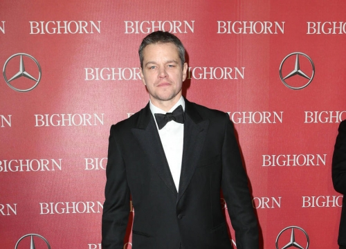 Matt Damon: 'I Don't Deserve The Oscar'