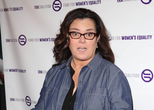 Rosie O'donnell Urges Melania Trump 'To Take Her Son And Flee' Husband Donald Trump