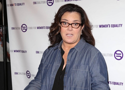 Rosie O'donnell Owns Up To Autism Joke