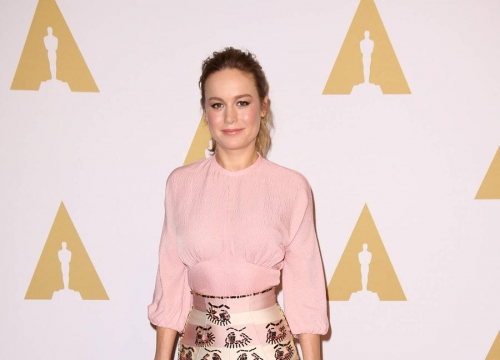 Brie Larson: 'My Childhood Dictates My Career Choices'