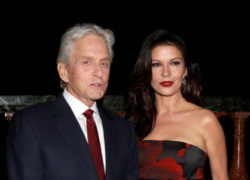 Catherine Zeta-jones' Children Want To Pursue Careers In Hollywood