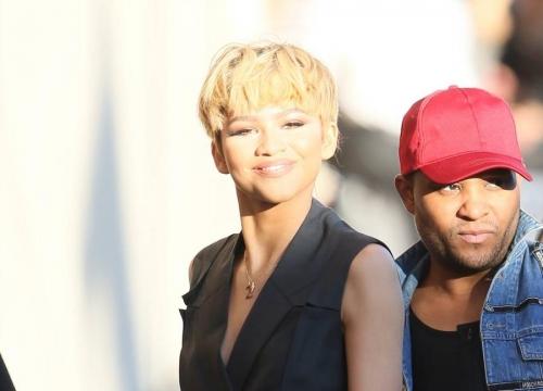 Zendaya: 'Chris Brown Collaboration Is Awesome'