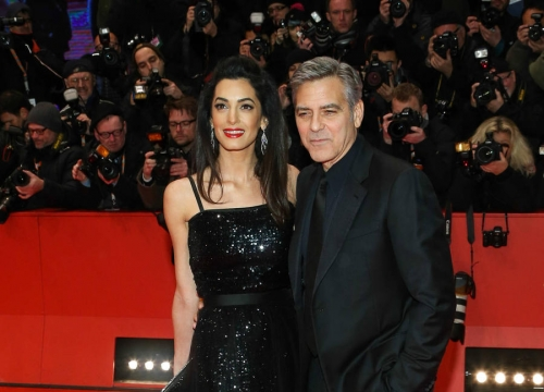 George Clooney: 'Fame Is Disrupting My Wife's Life'