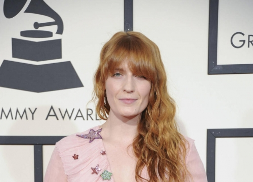 Florence Welch Performs Private Show For Sick Fan
