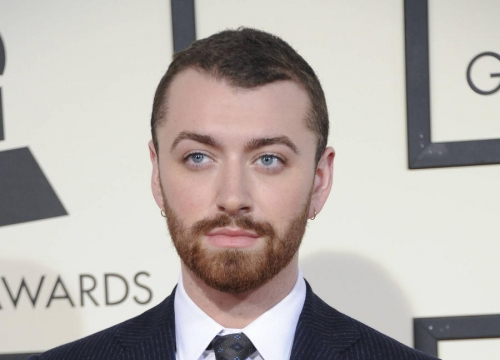 Sam Smith Enjoys Boston Vacation With Family