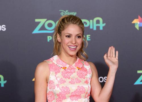 Shakira Celebrates Chantaje's 100 Million Vevo Views
