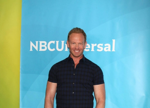 Ian Ziering Praises 'Tough Cookie' Shannen Doherty