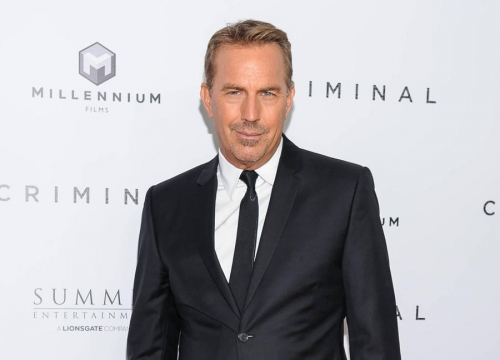Kevin Costner Files $3.85 Million Fraud Lawsuit Against Film Company