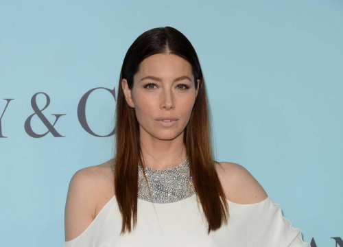 Jessica Biel Gears Up To Shock And Awe