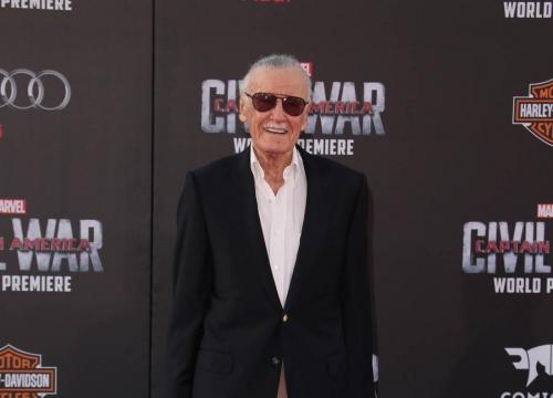 Stan Lee Supports 'Wonderful' Zendaya Casting In Spider-man
