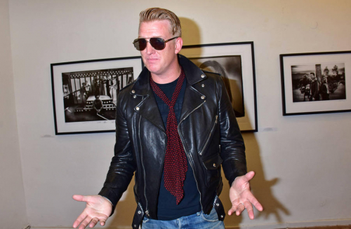 Josh Homme Sued By Autograph Hunter Over Outburst